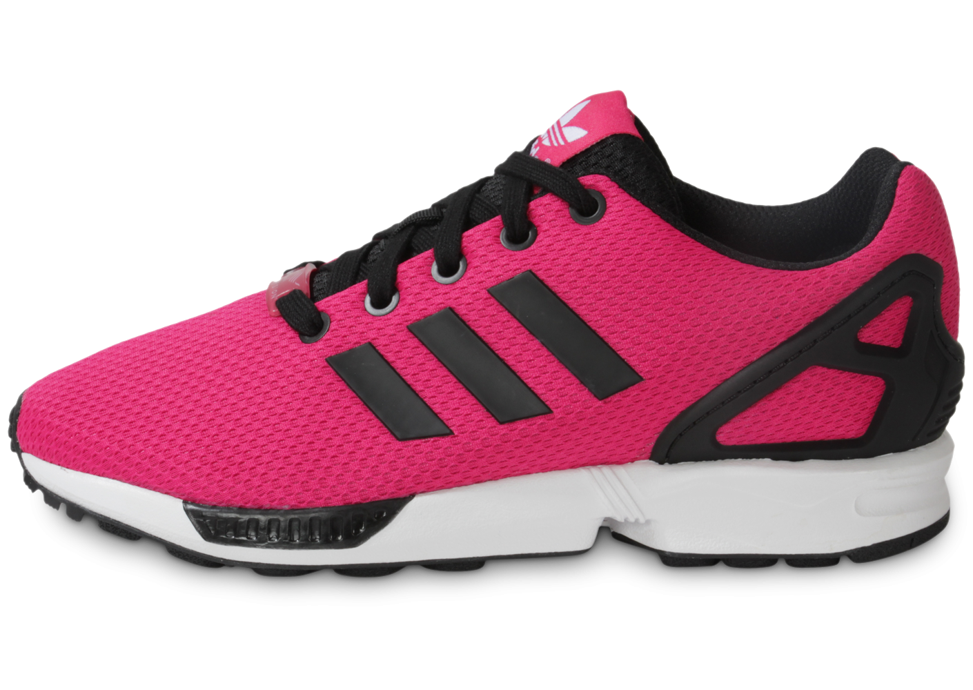 adidas zx flux femme rose fushia
